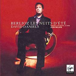 Berlioz / Faure / Ravel : David DanielsㆍEOPㆍJohn Nelson