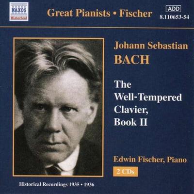 Bach : Well-Tempered Clavier Book Ⅱ : Fischer