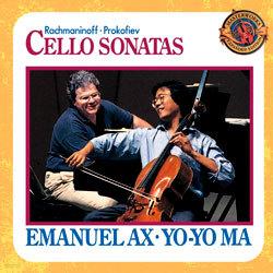 Rachmaninov / Prokofiev : Cello Sonatas : Yo-Yo MaㆍEmanuel Ax