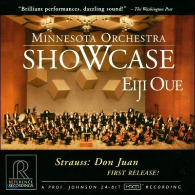 Eiji Oue / Minnesota Orchestra 쇼케이스 (Showcase)
