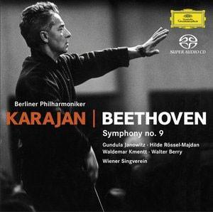 Herbert Von Karajan 베토벤: 교향곡 9번 `합창` [1960년대 녹음] 카라얀