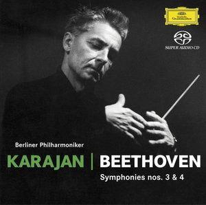 Beethoven : Symphony No.3 & No.4 : Berliner PhilharmonikerㆍKarajan