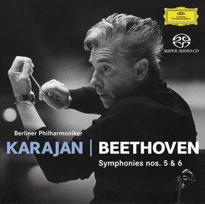 Beethoven : Symphony No.5 & No.6 : Berliner PhilharmonikerㆍKarajan