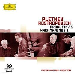프로코피에프 / 라흐마니노프 : 피아노 협주곡 3번 - 플레트네프