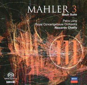 말러 : 교향곡 3번, 바흐 모음곡 - 리카르도 샤이