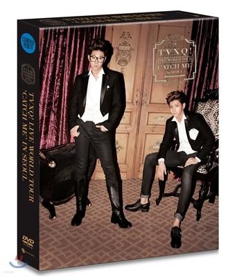 동방신기 4th 월드투어 DVD : Catch Me in Seoul