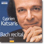 Cyprien Katsaris 바흐 리사이틀 (Bach Recital Vol.1)