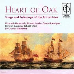 Heart of Oak : HarwoodㆍLewisㆍBranniganㆍMackerras