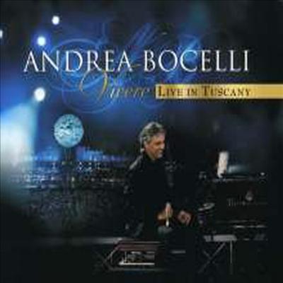 안드레아 보첼리 - 비브레 투스카니 라이브) (Andrea Bocelli - Vivere Live In Tuscany) (Digipack)(CD+DVD) - Andrea Bocelli