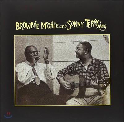 Brownie McGhee & Sonny Terry Sing [클리어 한정반 LP]