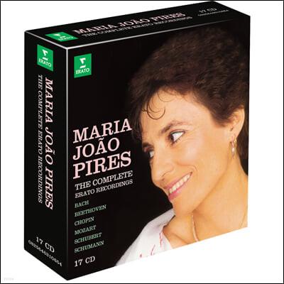 Maria Joao Pires 마리아 호앙 피레스 에라토 녹음 전집 (The Complete Erato Recordings)