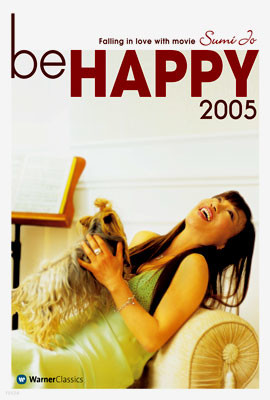 조수미 - Be Happy 2005 : Falling in Love with Movie