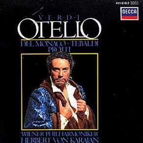 Verdi : Otello : TebaldiㆍDel MonacoㆍKarajan