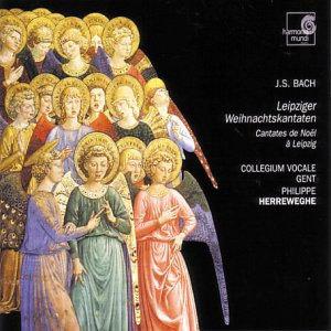 Philippe Herreweghe 바흐: 라이프치히시절의 크리스마스 칸타타 (Bach : Leipziger Weihnachtskantaten [Leipzig Christmas Cantatas])