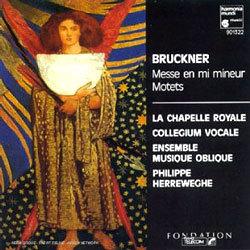 Bruckner : Messe in E minor : Herreweghe
