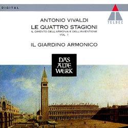 Vivaldi : Le Quattro Stagioni : Enrico OnofriㆍIl Giardino Armonico