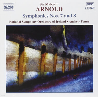 Arnold : Symphonies Nos.7 and 8 : Penny