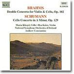 Maria Kliegel / Ilya Kaler 브람스: 이중 협주곡 / 슈만: 첼로 협주곡 (Brahms / Schumann : Concertos)