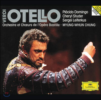 Placido Domingo 베르디: 오텔로 (Verdi: Otello)