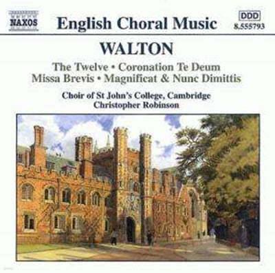Walton : Choral Music