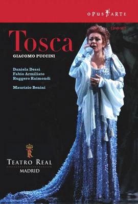 푸치니 : 토스카 - 마우리치오 베니니