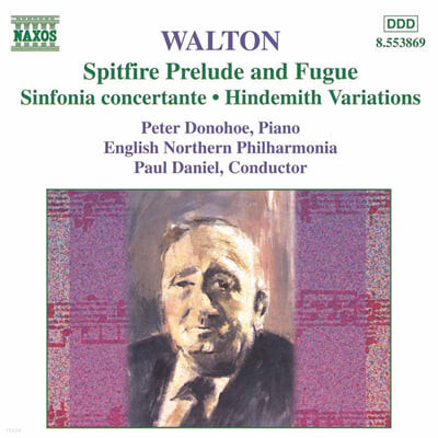 Walton : Spitifire Prelude and FugueㆍSinfonia concertante