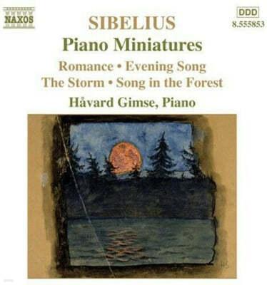Sibelius : Piano Music Volume 5