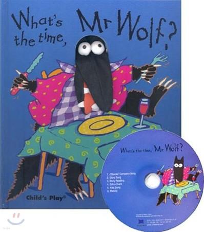 [노부영]What's the Time, Mr Wolf (원서 & 노부영 부록 CD)