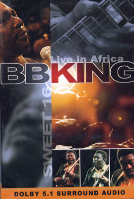 B.B.King 비비킹 Live in Africa
