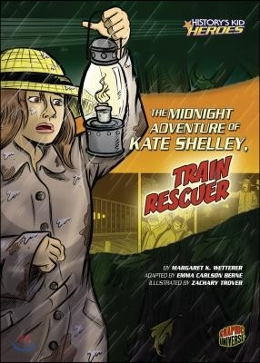 The Midnight Adventure of Kate Shelley, Train Rescuer