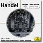 Handel : Organ Concerto : MullerㆍWenzinger