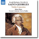 Saint-Georges : Violin Concertos 2