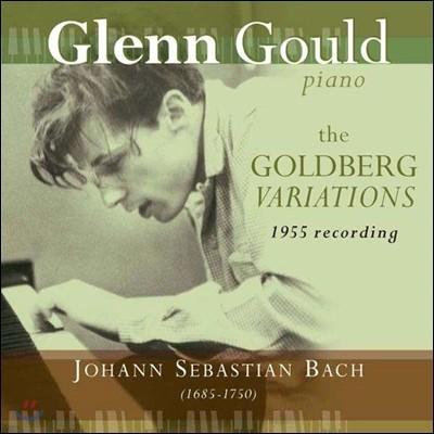Glenn Gould 바흐: 골드베르크 변주곡 [1955년 녹음] (Bach: Goldberg Variations) [LP]