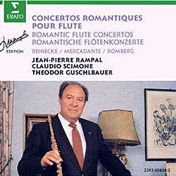 로맨틱 플루트 협주곡 - 장 피에르 랑팔 에디션