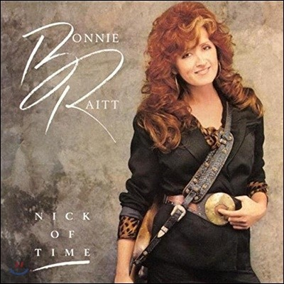 Bonnie Raitt - Nick Of Time (Back To Black Series)