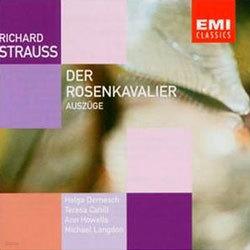 Strauss : Der Rosenkavalier : Alexander Gibson