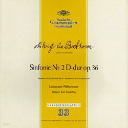 Beethoven : Symphony No.2 : Kurt Sanderling