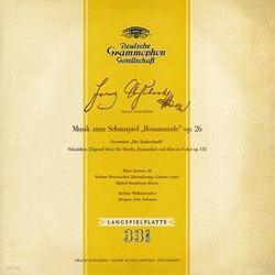 Schubert : RosamundeㆍOverture 'Die Zauberharfe'ㆍStandchen : Fritz Lehmann