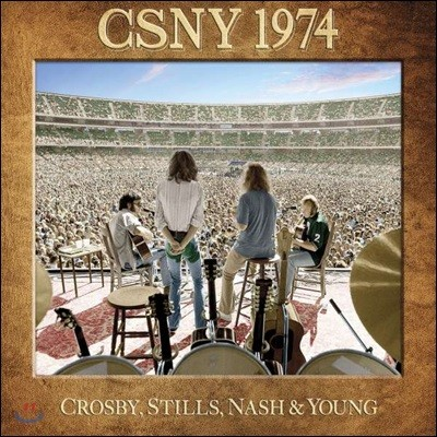 Crosby, Stills, Nash & Young - CSNY 1974 (Deluxe Edition)