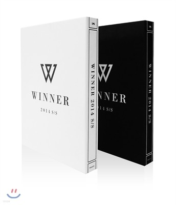 위너 데뷔 앨범 WINNER DEBUT ALBUM [2014 S/S] - LIMITED EDITION -