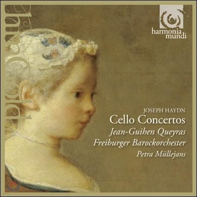 Jean-Guihen Queyras 하이든 / 몬: 첼로 협주곡 (Haydn / Georg Matthias Monn: Cello Concertos)