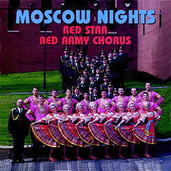Red Star : Red Army Chorus - Moscow Nights
