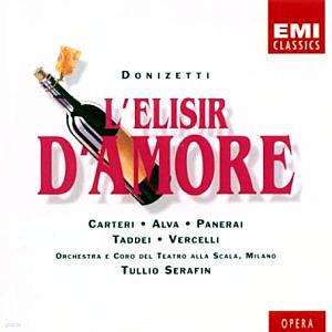 Donizetti : L'elisir d'amore : Serafin