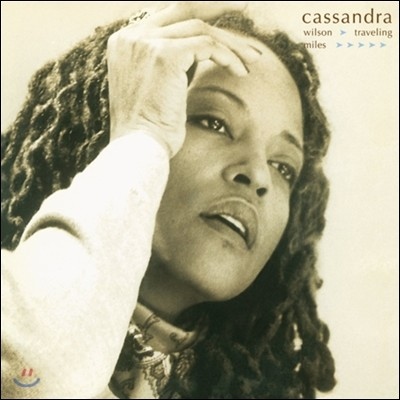 Cassandra Wilson - Traveling Miles (Blue Note Label 75th Anniversary / Limited Edition / Back To Blue) (블루노트 75주년 기념 한정판 LP)
