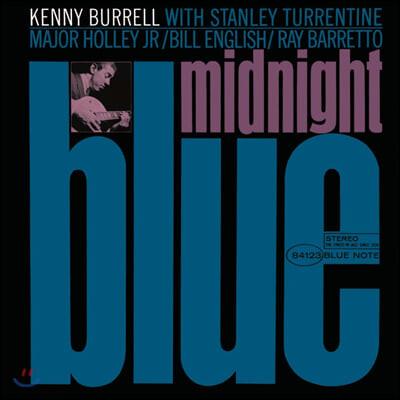 Kenny Burrell - Midnight Blue [LP]