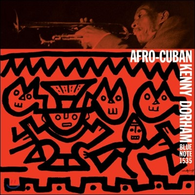 Kenny Dorham - Afro-Cuban [LP]