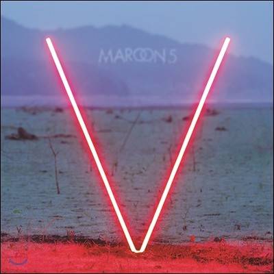 Maroon 5 - V (Deluxe Edition) (마룬 5 5집 디럭스 에디션)