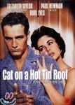 뜨거운 양철 지붕 위의 고양이 : 1958년작