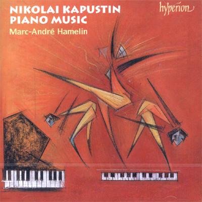 Marc-Andre Hamelin 카푸스틴 : 피아노 작품집 - 마르크 앙드레 아믈랭 (Nikolai Kapustin: Piano Music)