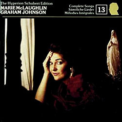 Schubert : Marie McLaughlinㆍGraham Johnson